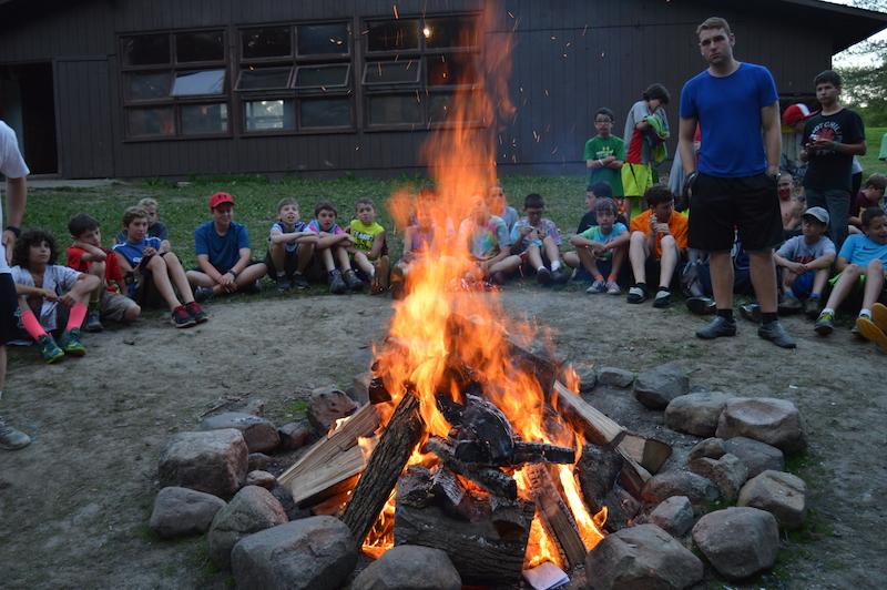ohalim boys campfire