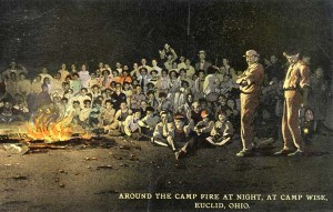 1911postcard-aroundfire