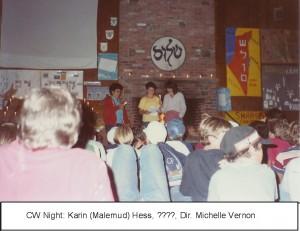 1980s CW Night