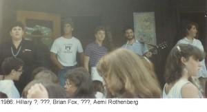 1980s ChadarSteps