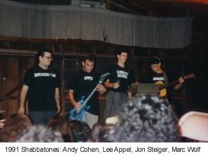 1991Shabbatones