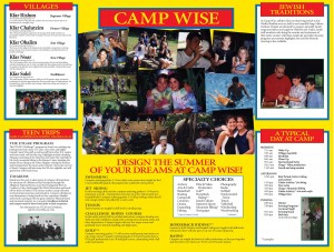 (845) Camp Wise Brochure .5:(845) Camp Wise Brochure .5