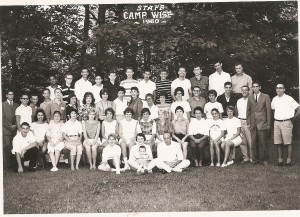 Camp Wise 1960 with Marcia Rubin0001
