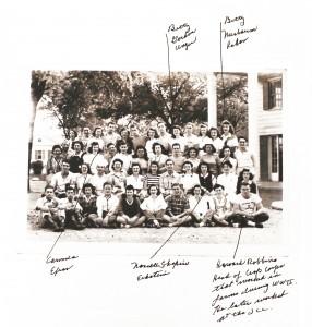 Pen Pal - CW Photo 1944